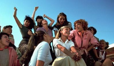 Kadr z filmu Grease