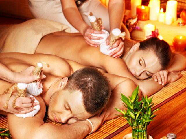 Kupon na wspólny masaż