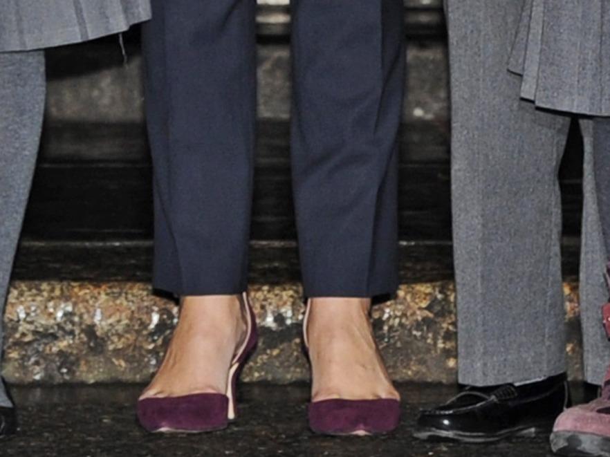 Stylowe buty Samanthy Cameron