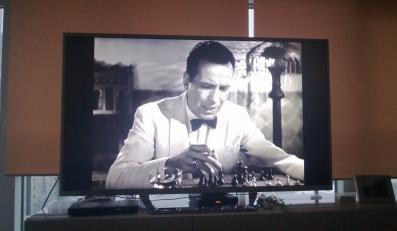 "84"" telewizor LG"