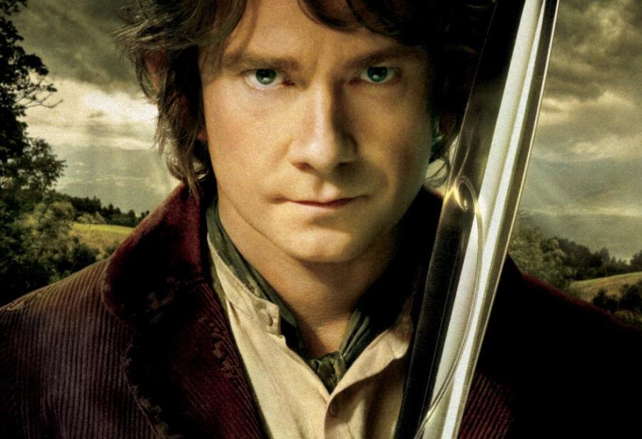 Amerykanie wybrali się w niezwykłą podróż z Hobbitem