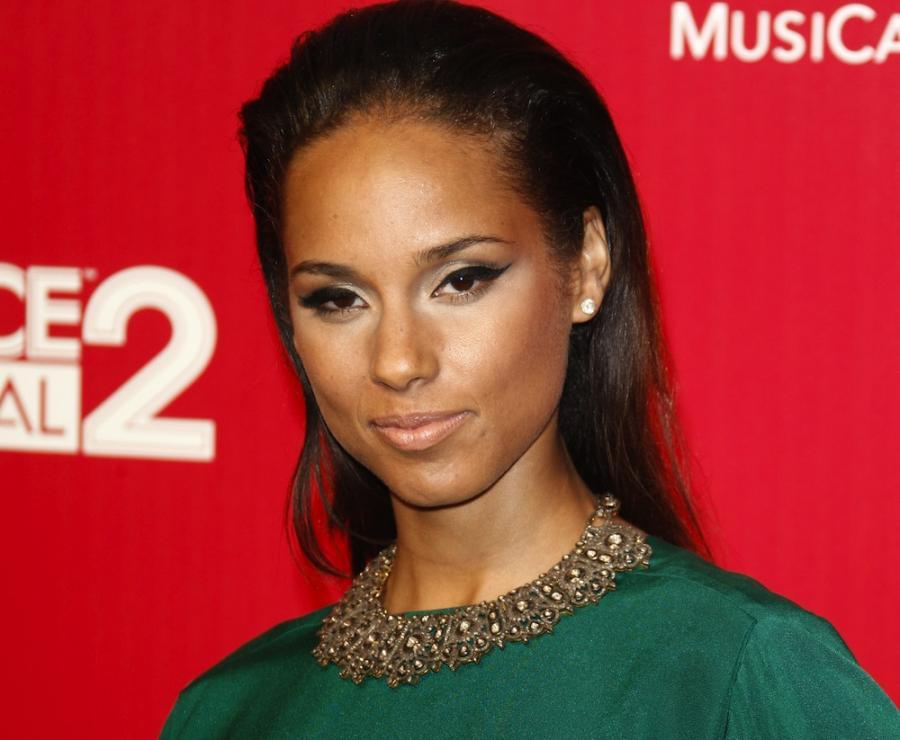 Alicia Keys w nowym klipie do \