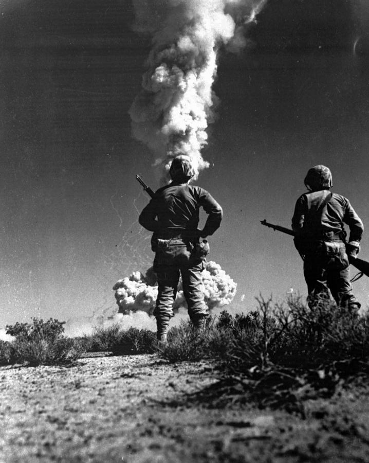 Desert Rock I (1951)