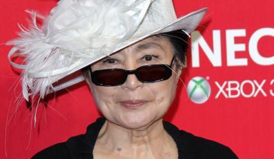 """Yoko Ono już nie """"czarna wdowa rocka""""?"""