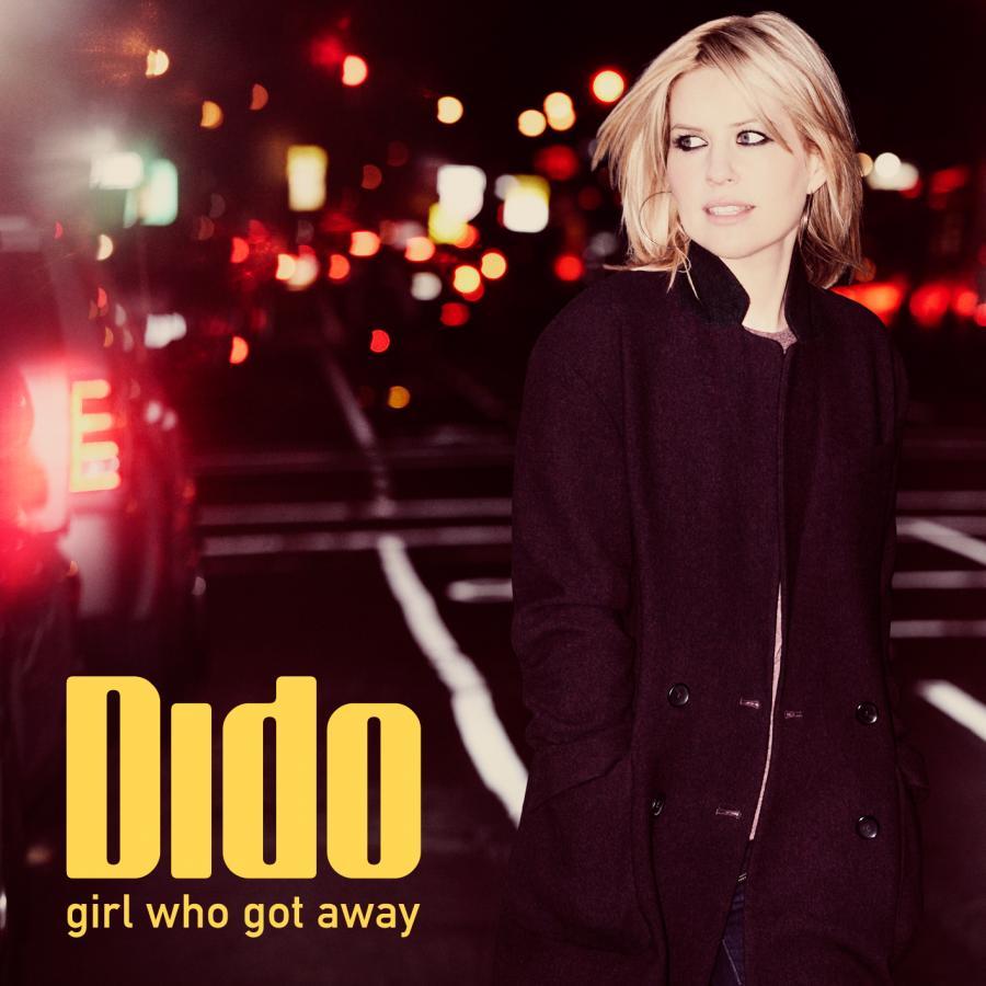 """Dido na okładce albumu """"Girl Who Got Away"""""""