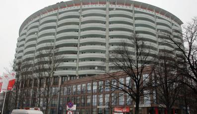 Nowoczesna siedziba NFZ w Warszawie przy Grójeckiej