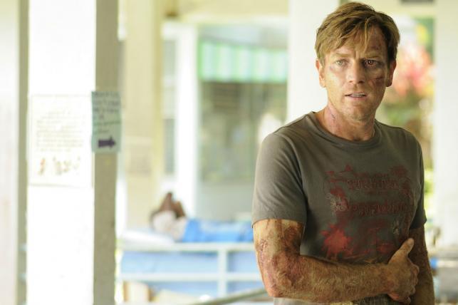 """Ewan McGregor w filmie """"Niemożliwe"""""""