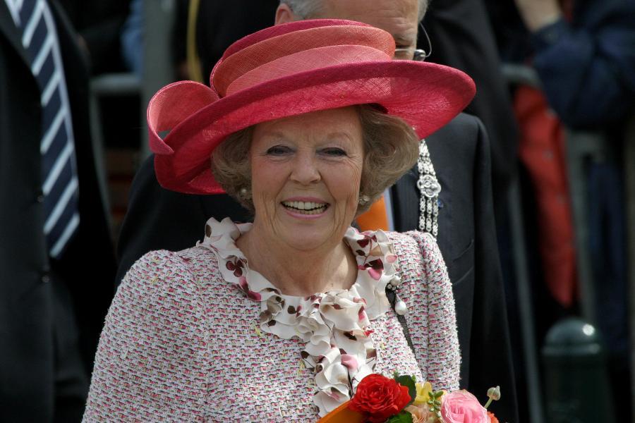 Była już królowa Holandii Beatrycze