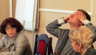 Posłanki z Komisji Kultury pokłóciły się poczas przesłuchania Urbańskiego