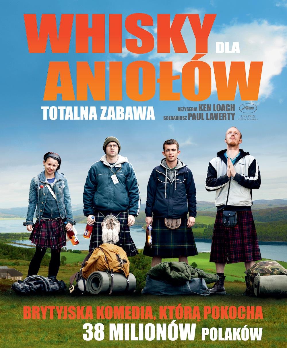 """""""Whisky dla aniołów"""" od 21 lutego na płytach DVD"""