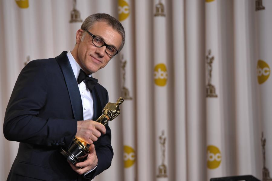 Christoph Waltz po 30 latach pracy stał się gwiazdą