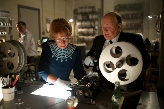 """Helen Mirren i  Anthony Hopkins w """"Hitchcocku"""""""