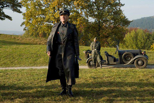 """Christoph Waltz w """"Bękartach wojny"""""""