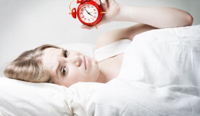 Problemy ze snem powiązane z problemami z sercem