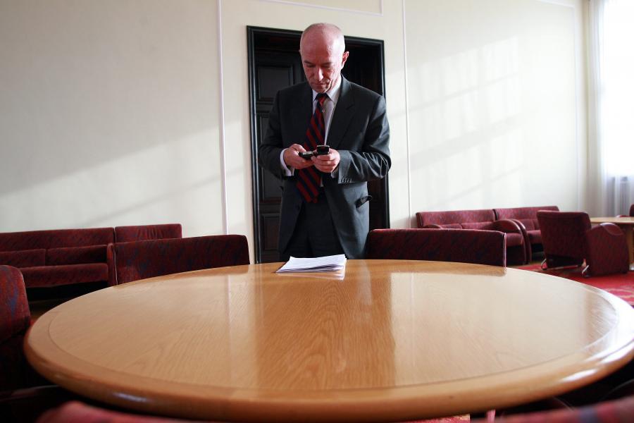 Minister sprawiedliwości pisał ekspertyzy jako prace naukowe