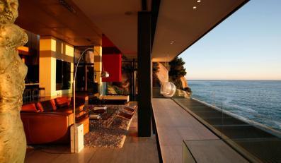 Dom na plaży