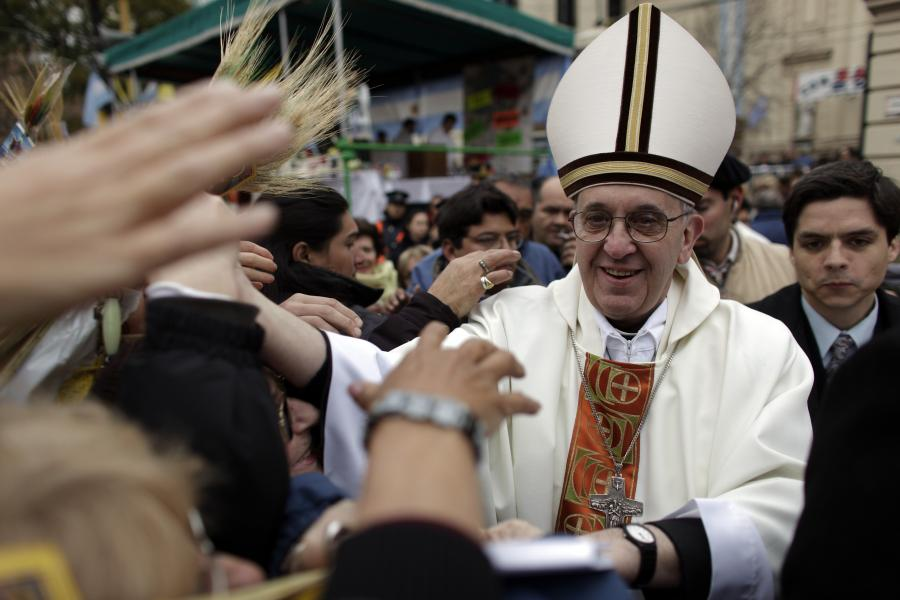 Nowy papież Franciszek