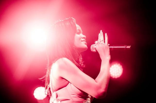 Rihanna w Gdyni