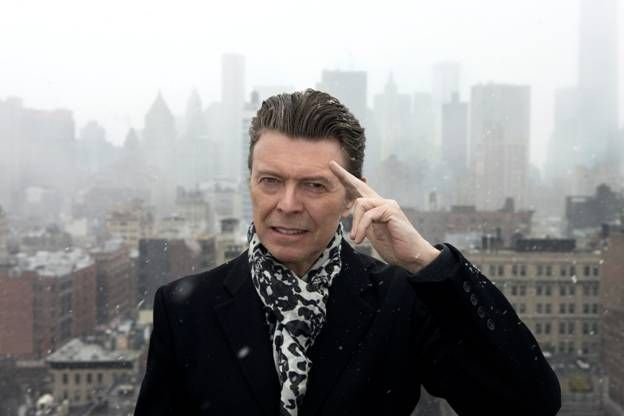 David Bowie prezenuje \