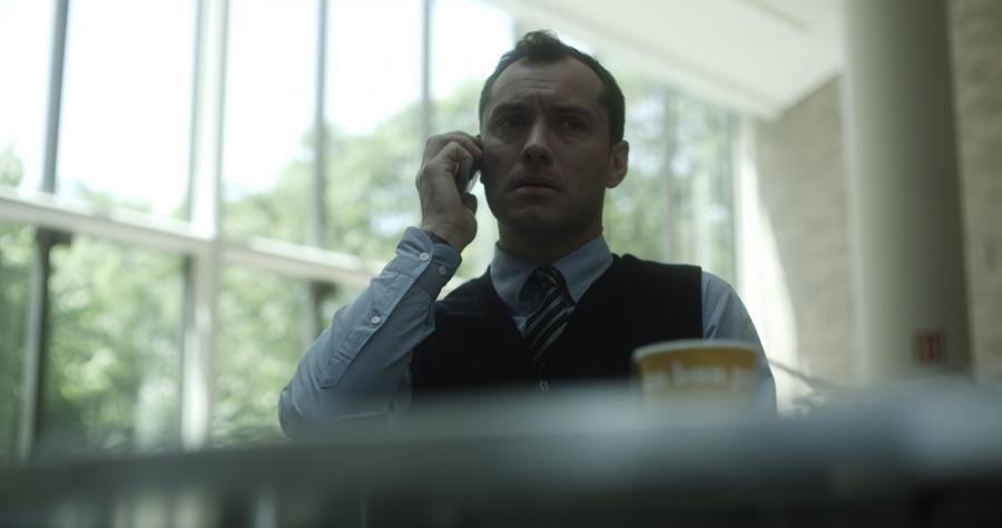 "Jude Law w filmie ""Panaceum"""