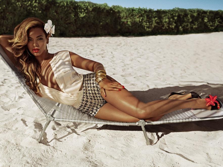Beyonce w kampanii H&M lato 2013