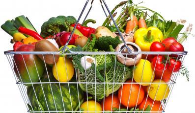 Organiczna żywność postrzegana jakko zdrowsza