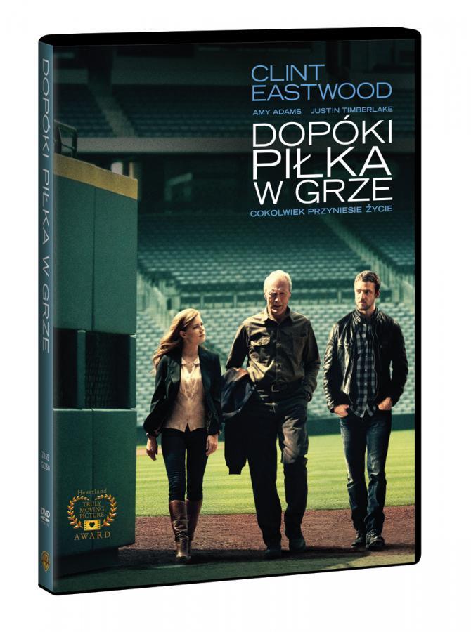 """""""Dopóki piłka w grze"""" już na płytach DVD i Blu-ray"""