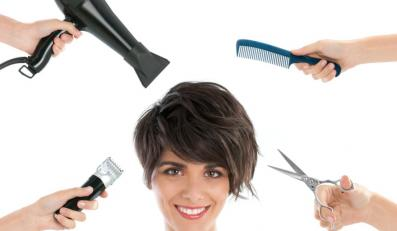 Zabiegi fryzjerskie