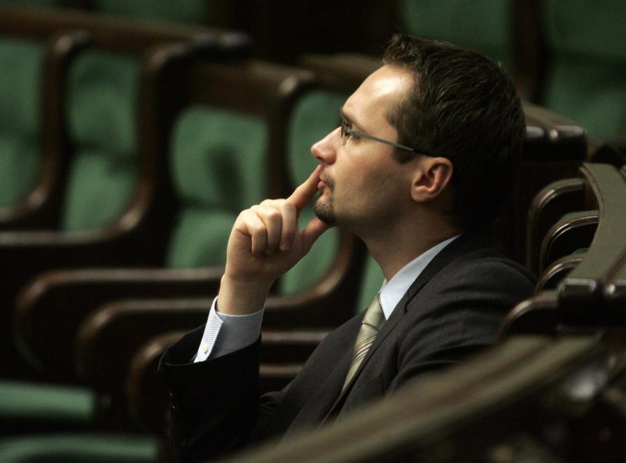 Jarosław Wałęsa zapisał się do Parlamentarnej Grupy Kobiet