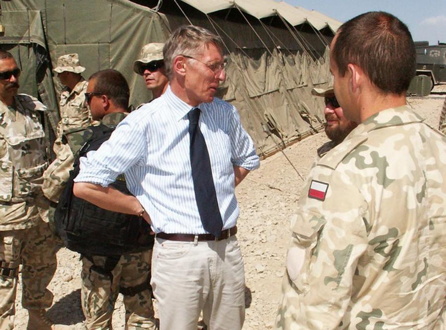 Ambasador Polski w Afganistanie nie ma ochrony wskutek zaniedbań MSZ
