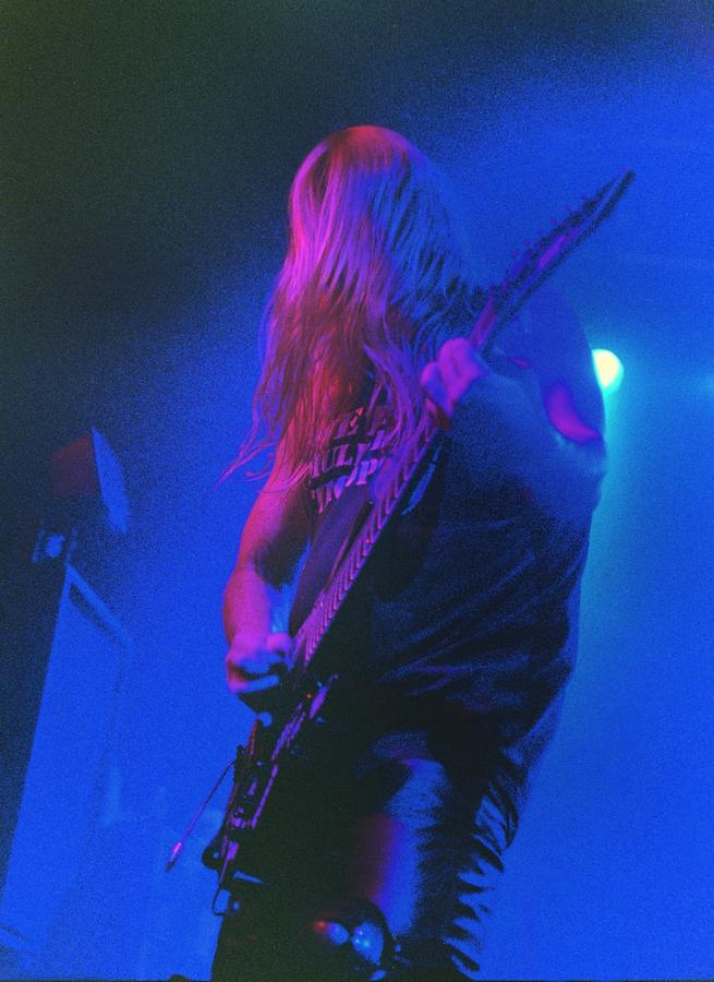 Jeff Hanneman (1964 – 2013)
