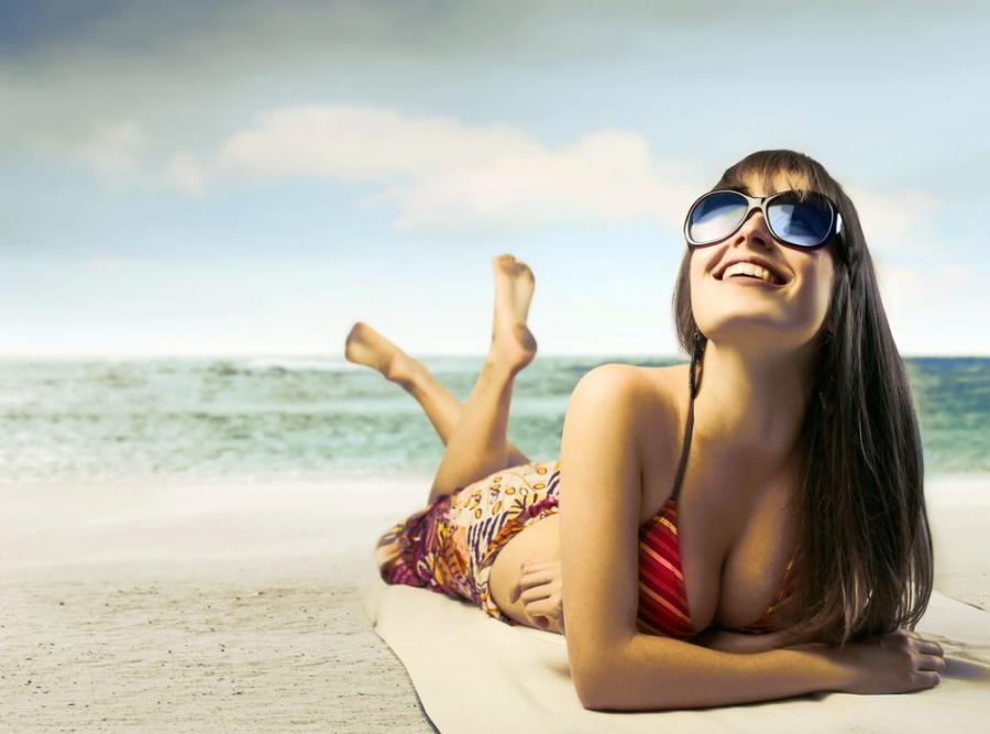 Plaża, słońce - czego chcieć więcej na wakacje?