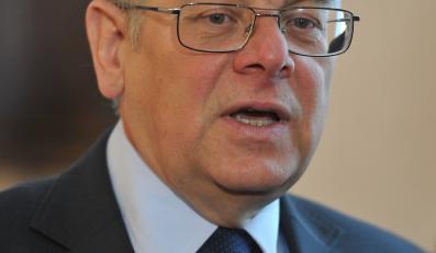 Profesor Tomasz Nałęcz