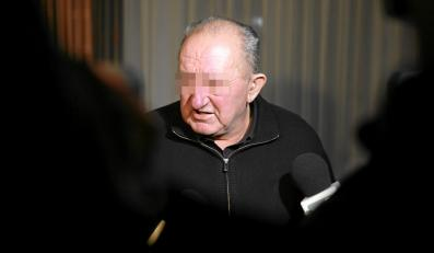 Włodzimierz O., ojciec Krzysztofa Olewnika