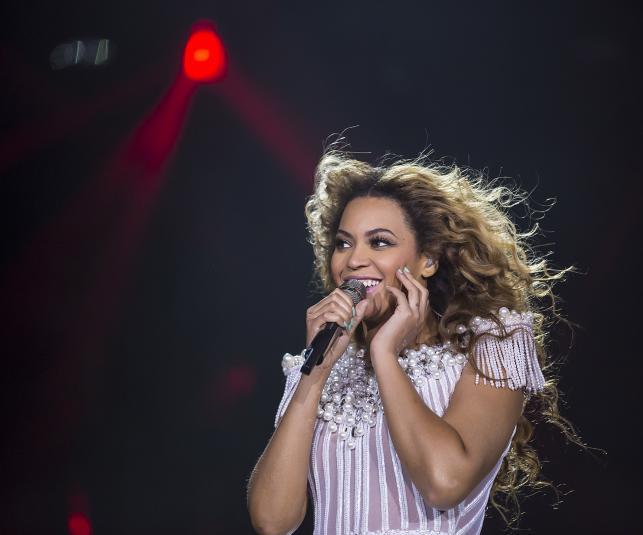 "Beyoncé na trasie ""Mrs. Carter Show World Tour"""