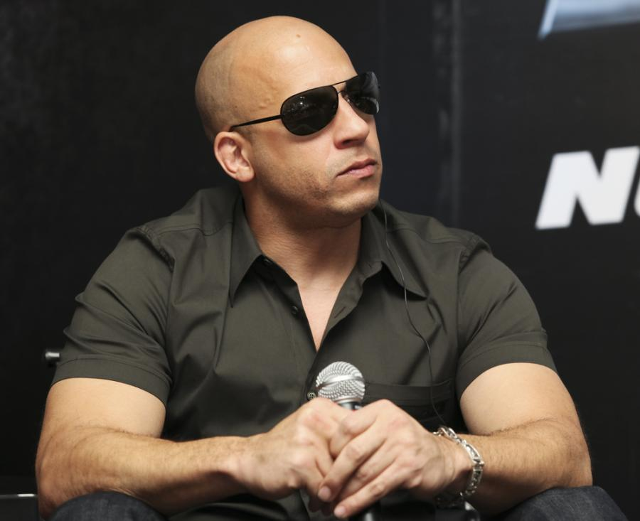 Vin Diesel radzi się fanów
