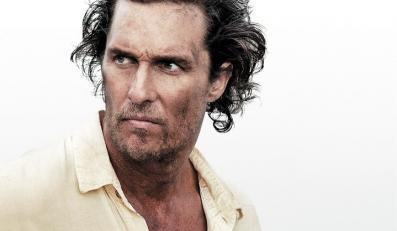 """Matthew McConaughey jako """"Uciekinier"""""""