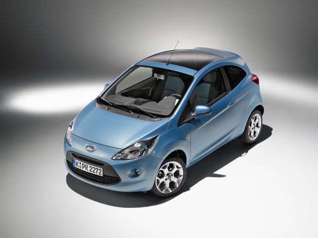 Napęd benzynowy to motor 1.2/69 KM. Chętni na turbodiesela dostaną 1.3/75 KM