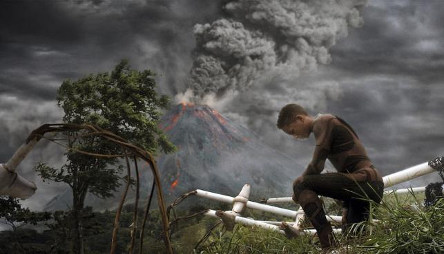 """Jaden Smith w filmie """"1000 lat po Ziemi"""""""