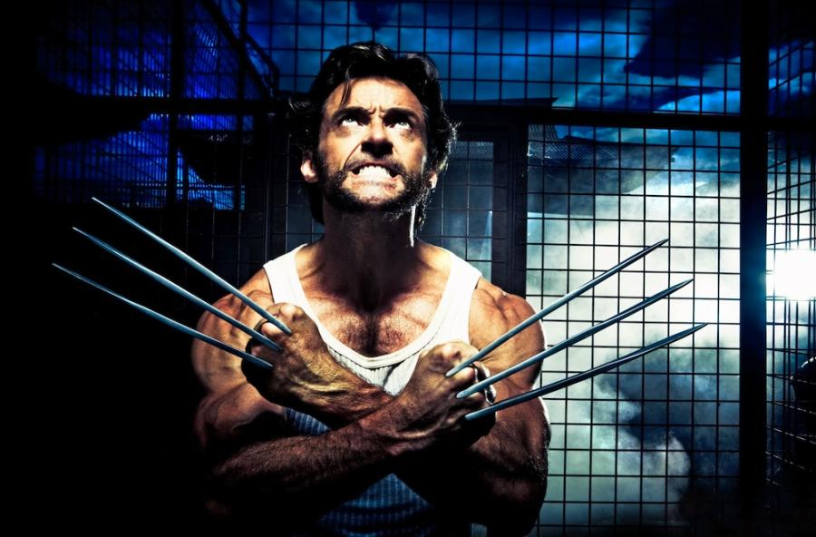 Hugh Jackman w filmie \