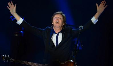 Paul McCartney porwał publiczność na Stadionie Narodowym