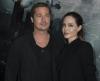 Brad Pitt i Angelina Jolie na premierze w Paryżu