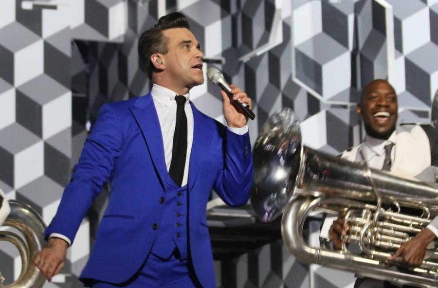 Robbie Williams przygotowuje następcę \