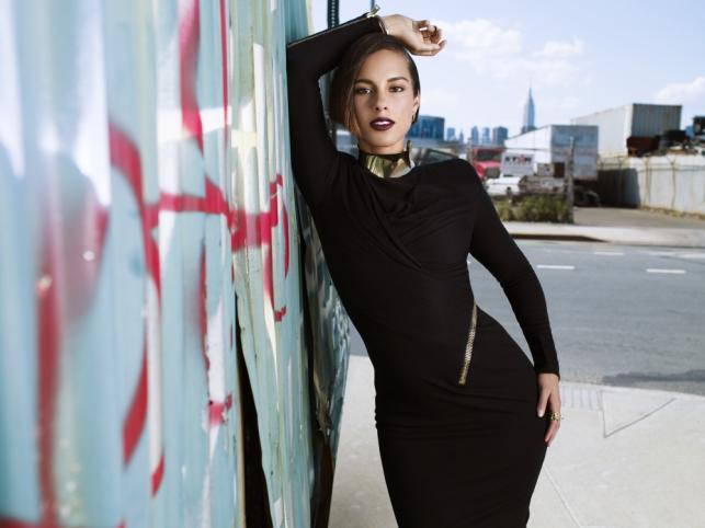 Alicia Keys po raz pierwszy zaśpiewa w Polsce