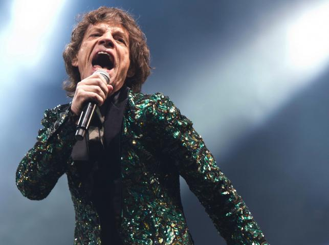 Mick Jagger i The Rolling Stones na jubileuszowej trasie