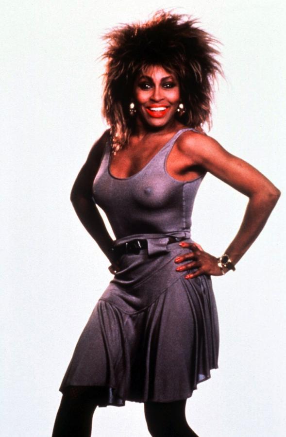 Tina Turner sprzed lat