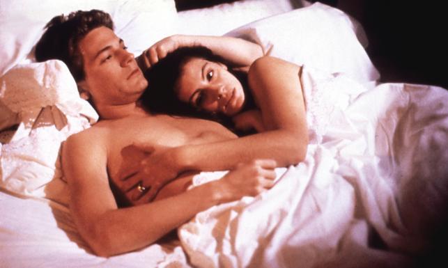 W łóżku z Julią Roberts... Tak zaczynały supergwiazdy