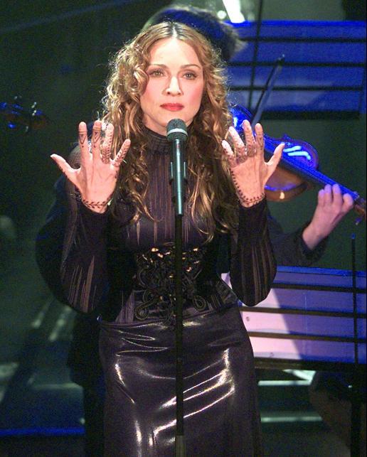 Madonna w 1998 roku