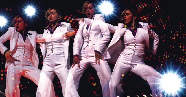"Madonna na trasie ""Confessions Tour – 2006 rok"