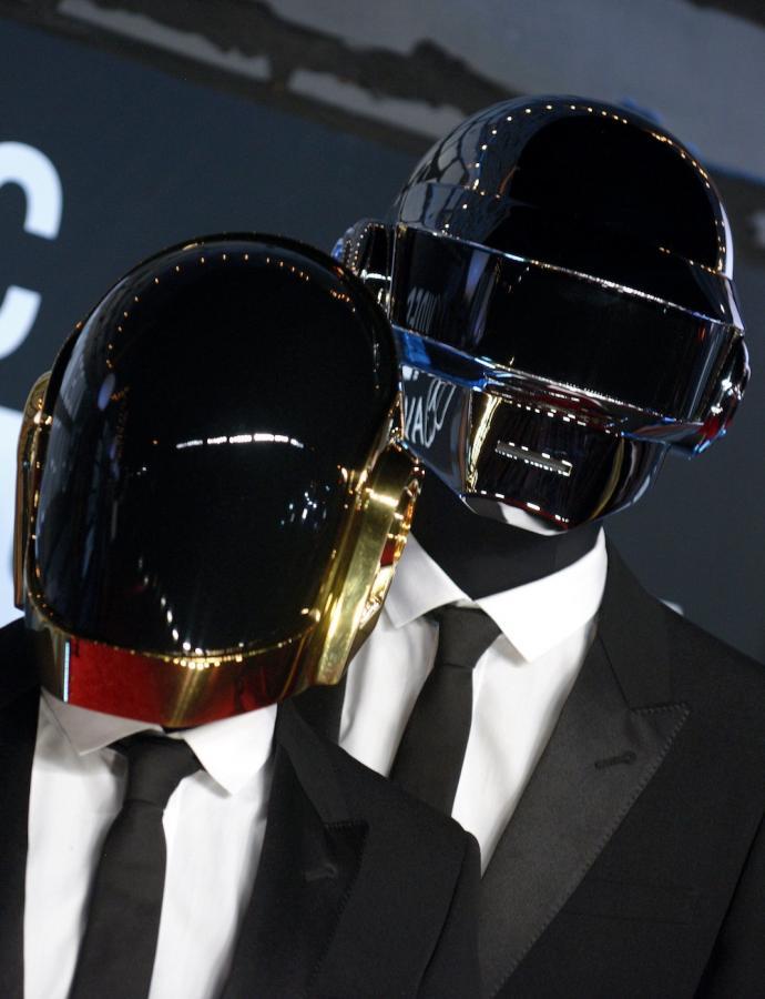"""3. Daft Punk – """"Get Lucky"""" (feat. Pharrell)"""